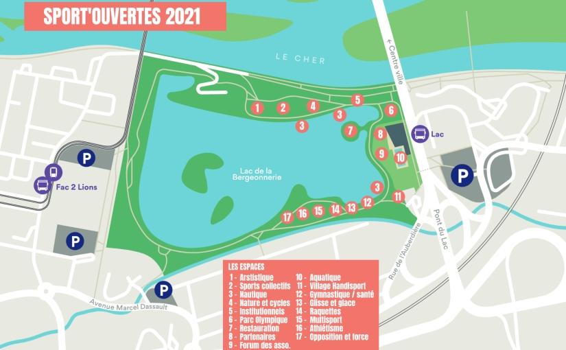 Sport'ouvertes 12/09 10h à 18h au centre aquatique dulac